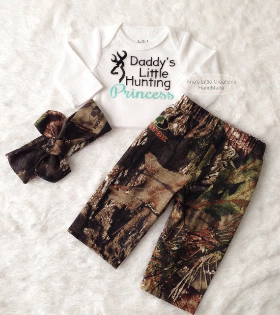 Mossy Oak Break-Up Country Baby Girl Newborn Take Home Outfit, Going Home Outfit, Baby Shower Gift Set, Camo Newborn Girl Outfit, Mint