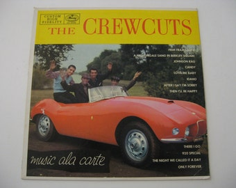 The Crewcuts - Music Ala Carte - 1955