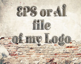 Add-0n vector file to my Logo - AI or EPS file of previously designed logo from me - Vector file add on