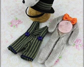 Figure Fashion original outfit dresses clothes for little Pullip, Dal,