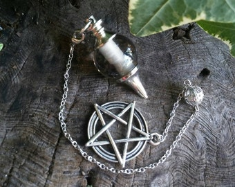 Smokey Quartz Dowsing Pendulum - Smokey Quartz Pendulum - Dowsing Pendulum - Dowsing - Divination - Crystal Pendulum