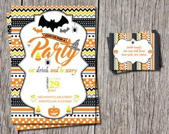 Halloween Party/ Halloween Birthday