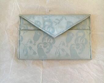 Vintage Fabric Clutch (c. 1950)