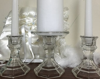 unity candle holder  unity candle  pillar candle holder wedding gift brides gift ceremony decoration wedding centerpiece