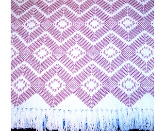 Kentucky Blue Grass, A Swedish Weave Pattern