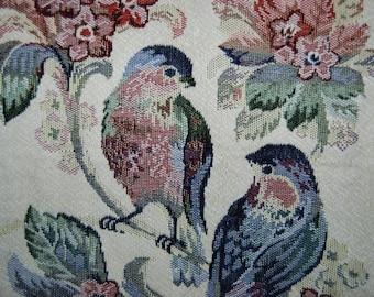 Vintage bird wallhanging