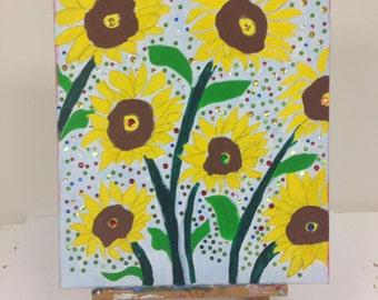 "Sophie's ""Sunflower Seeds"""