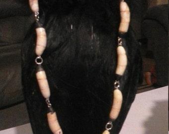 Maggot Necklace