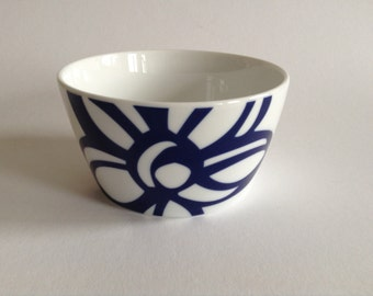 Rorstrand Sweden Blue/White Bowl