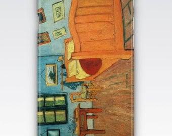Case for iPhone 8, iPhone 6s,  iPhone 6 Plus,  iPhone 5s,  iPhone SE,  iPhone 5c,  iPhone 7  - Bedroom in Arles by Vincent Van Gogh