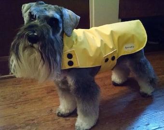 Custom Dog Raincoat