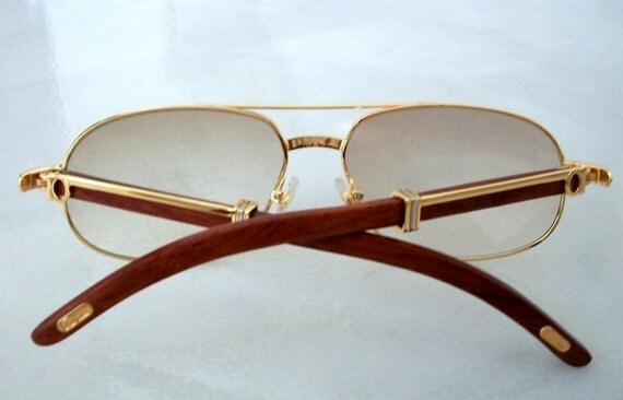 f0ffbb2c978c Cartier Wood Eyeglasses For Sale-053