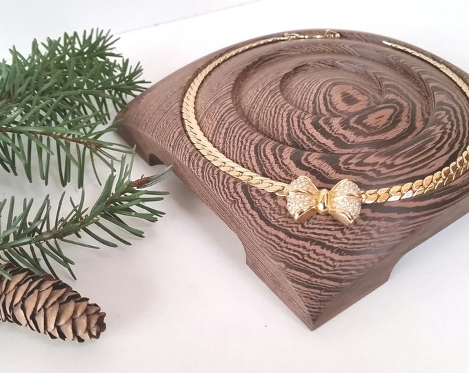 Jewelry Showcase Scale For Jewelry Store - Jewelry Holder - Jewelry Organiser - Wengé Wood Jewelry Holder - Gift idea - Ring Display