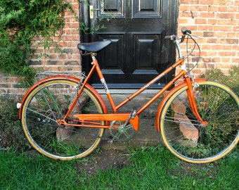 Stunning Time Warp mid 70's Puch Elegance Vintage Bicycle
