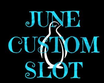Particular Penguin June Custom Slot