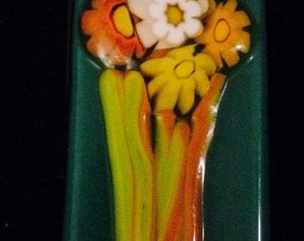 Flowers in a bouquet