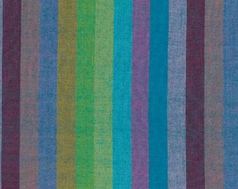 1/2 yard of Kaffe Fassett Broad Stripe Sub Terrain  Fabric