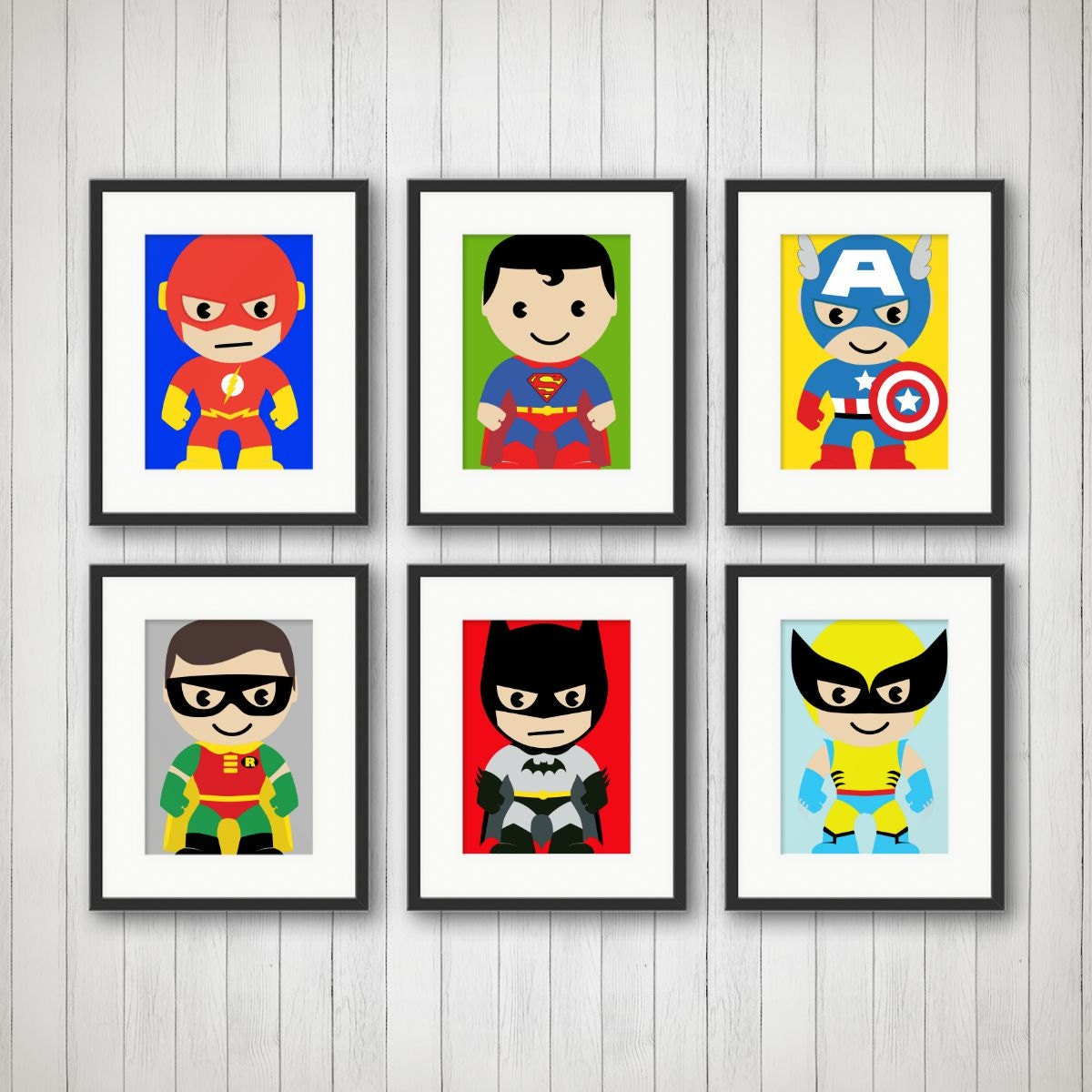 superhero decor super kids boy 39 s room decor playroom