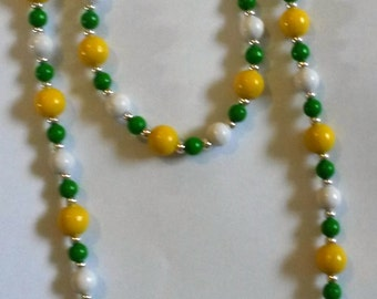Summer Necklace and Bracelet paired set