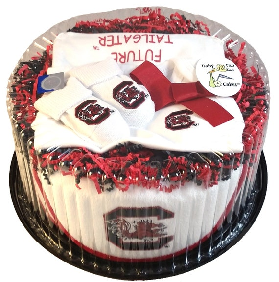 South Carolina Gamecocks Baby Clothing Gift Set