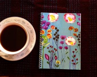 Journal-Garden Flowers