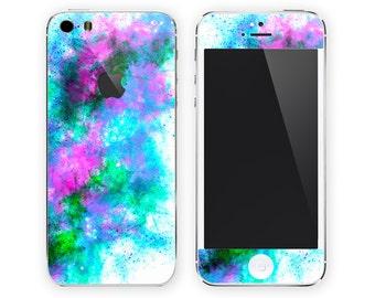 iPhone Case Alternative iPhone Skin iPhone Decal iPhone Sticker for iPhone 4 iPhone 4s iPhone 5 iPhone 5c iPhone 5s Frozen Galaxy