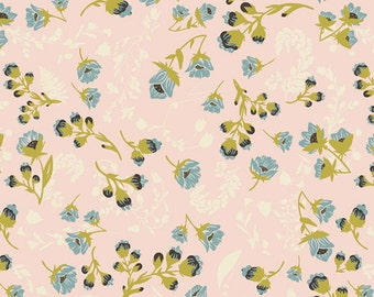 Flourish Aglow, Forest Floor Collection by Bonnie Christine for Art Gallery Fabrics 6097