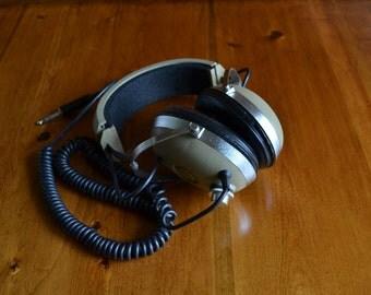 Vintage Headset/Headphones
