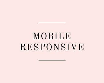 Make My Blog MOBILE RESPONSIVE for Blogger.com