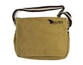 Indiana Jones The Raven Bar Wings Vintage Canvas Despatch Bag