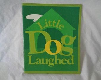 Vintage 1982 Little Dog Laughed Ginn Reading Program Level 2 book