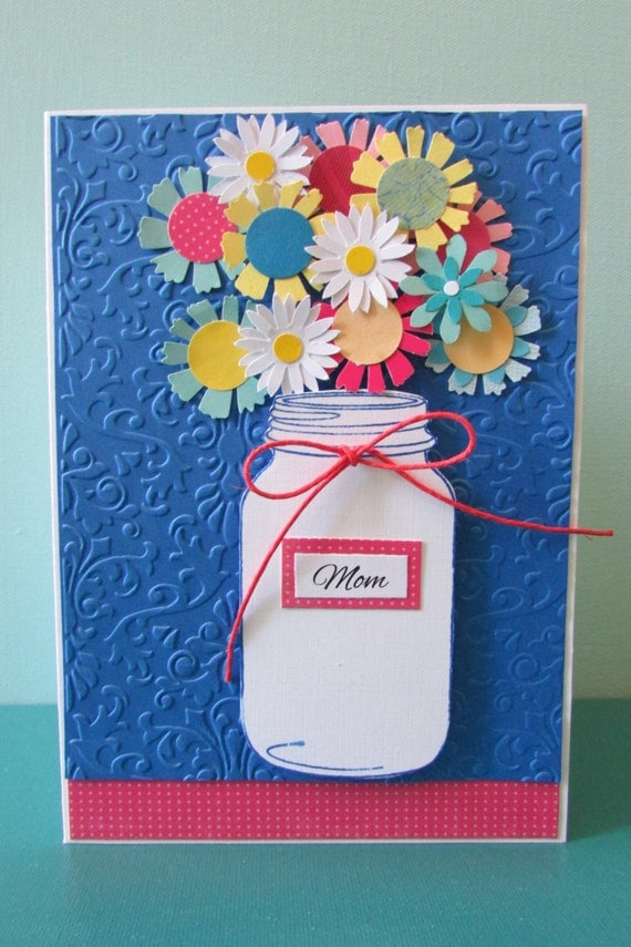 items similar to mother u0026 39 s day card