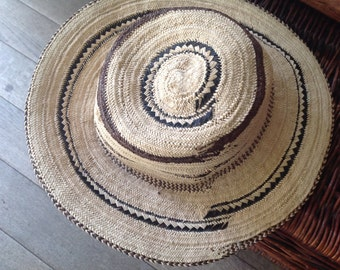Nice straw hat