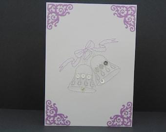 Wedding Bells Wedding Card