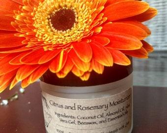 Citrus and Rosemary Daytime Moisturizer