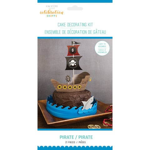 pirate cake decorating kit pirate cake kit