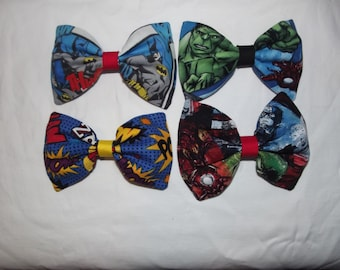 Super Hero Bows