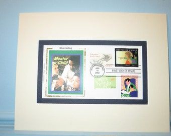 Honoring the Mentors of Children & First Day Cover of their own stamp