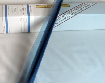 Light Sensitive Dry Film Photoresist Photopolymer Film for etching of copper | brass | intaglio type | photo etching