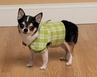 Butterick B6303 Dog Vest, Coat, and Bed In 2 Sizes