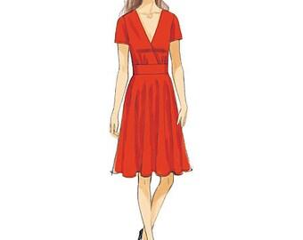 Vogue Pattern V9146 Misses' Dress