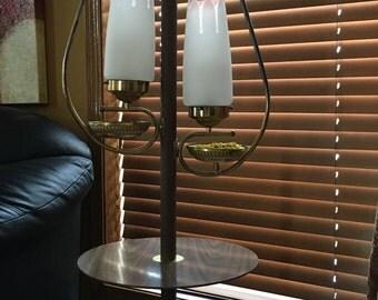 Atomic Mid Century Floor Lamp