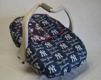 yankees seat cover etsy. Black Bedroom Furniture Sets. Home Design Ideas