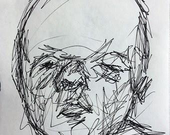 Boy - Original Sketch