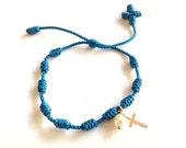 First Communion Favors First Communion Rosary, 6 communion gift bracelet set, Rosary Bracelet, Baptism, Confirmation, Primera comunion