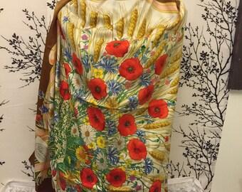 Vintage Gucci scarf
