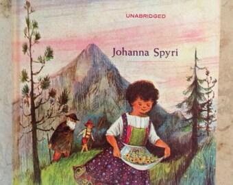 1966 Heidi by Johanna Spyri Unabridged