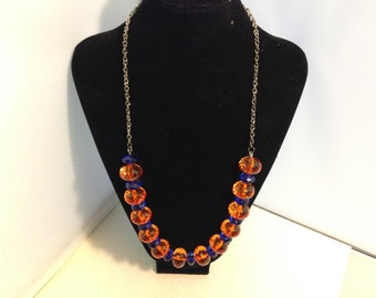 Beaded Chain Necklace 149