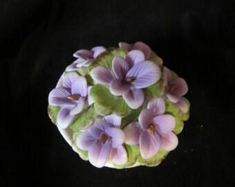 Lovely Violet Basket