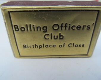 Vintage Match box  - small matches -